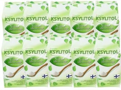 КСИЛИТ 10 кг финский 100 % сахар березовый эконом