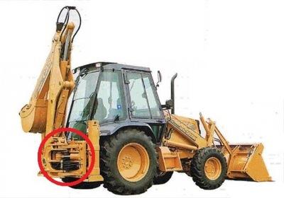 Пальцы, Втулки задней бабки Case 580 590 K SK SLE LE SM