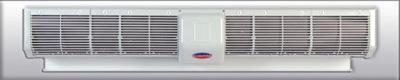 Klimatizácia - Vzduchová clona OLEFINI KWH34 - výmenník vody