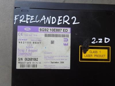 CZYTNIK NAWIGACJI DVD 2.2 TD4 FREELANDER II 2