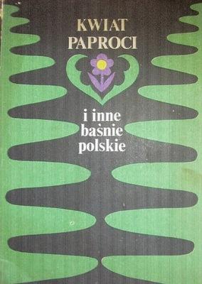 Znalezione obrazy dla zapytania Hanna Lebecka  : Kwiat paproci i inne baśnie polskie
