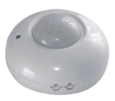 Датчик движения потолок ПИР для настенного монтажа 360° LED y3