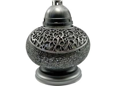 подсвечник лампадки, фонарики фонарики Ваза Мозаика серебро