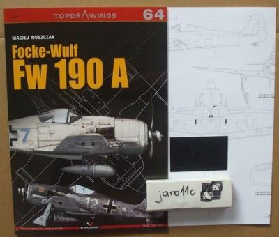 Focke-Wulf Fw 190  - Кагеро Topdrawings