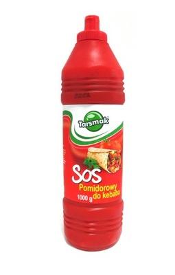 [SF] Sos pomidorowy do kebaba 1000g TARSMAK kebab