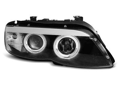 ФОНАРИ ПЕРЕД BMW X5 E53 03-06 LED (СВЕТОДИОД ) CCFL RINGI КСЕНОН