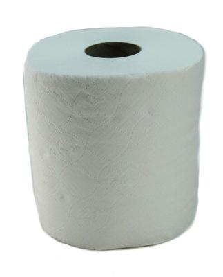 Osuška, uterák - RĘCZNIKI PAPIEROWE KUCHENNE MAXI białe Celuloza 6x