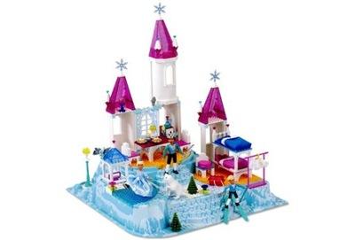 LEGO belville friends PAŁAC ZAMEK 3D KSIĘŻNICZKI