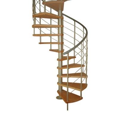Točité schodisko, CORA model Bavorsko 03 110 cm