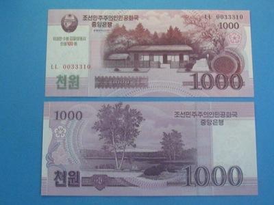 Южная Рублей. 1000 Won 100 -юбилеев 2008/12 UNC P-CS15
