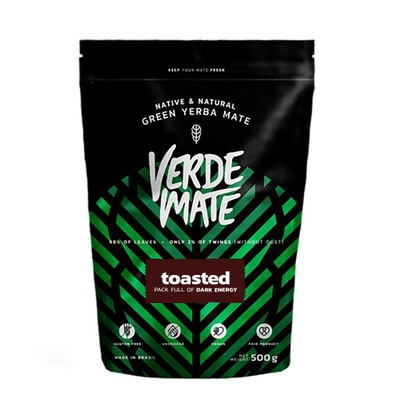 Yerba Verde Mate green Toasted Ноль ,5 кг 500 г