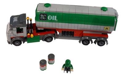 Podložky Blocki cisternové vozidlo MyCity 464ele. 0222