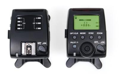 Wyzwalacz lamp błyskowych Voking VK-WF850 Nikon