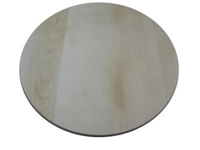 деревянная доска для Сыр закусок - вращающаяся 35 см