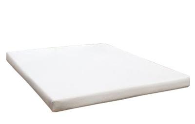 Plachta - Prześcieradło jersey z gumką 160x200 białe