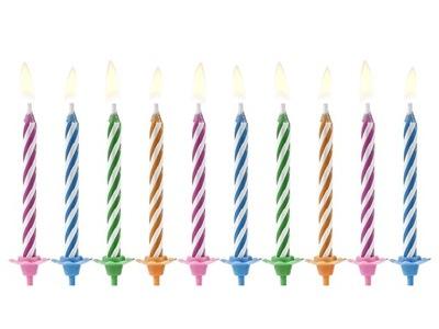 День рождения свечи МАГИЧЕСКИЕ NIEGASNĄCE