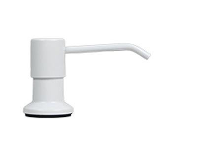Dávkovač kvapaliny pre biele umývadlo umývadla