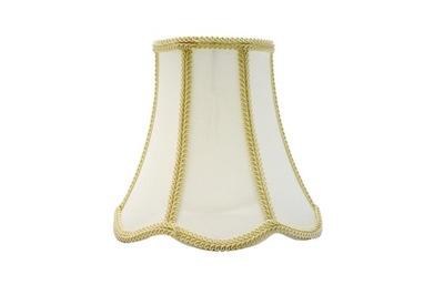 Tienidlo lampy Tieni Retro Rómov Ecru/Ecru 14x29x23 cm