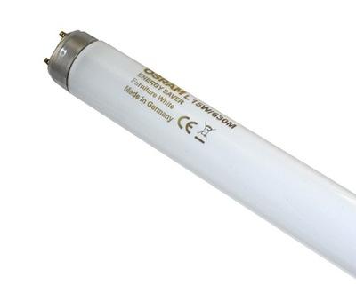 Svietidlo - svetelný zdroj - OSRAM ŚWIETLÓWKA LINIOWA T8 L 15W/630 M G13 890LM