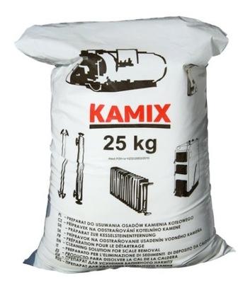 KAMIX Odkamieniacz do instalacji 25kg wysyłka 0zł