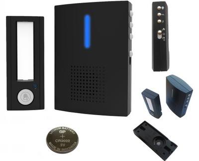 колокольчик wi-fi водонепроницаемым LED 36 мелодии