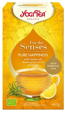 ??? Чистая радость PURE HAPPINESS ??? YOGI TEA