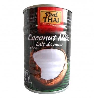 Молоко Кокосовое 400 мл Real Thai