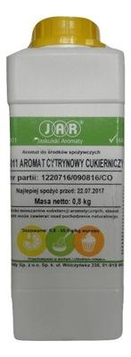 АРОМАТ, ПРОДУКТОВЫЙ Лимонный Ноль ,8 КГ