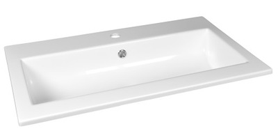 Umývadlo Ozón 70 Umývadlová vstavaná tenkostenná s náterom