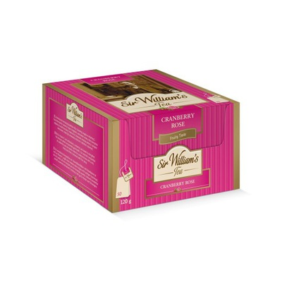 чай Сэр Уильямс Cranberry Tea Rose 50шт