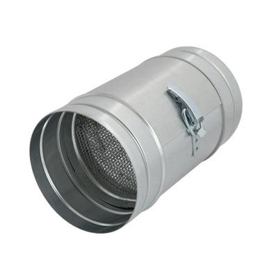 Filter Kolo na teplý Vzduch z Krbu D125