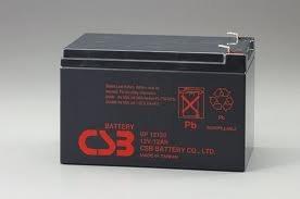 Nowy akumulator CSB 12Ah 12V oryginał do UPS APC
