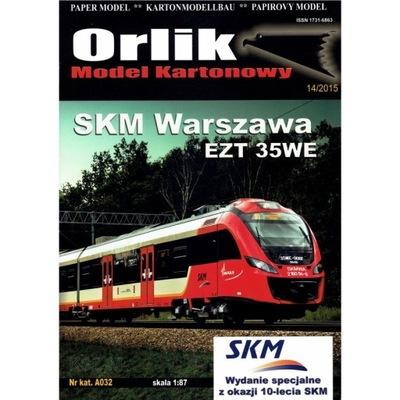Орлик A032 - Поезд SKM  EZT 35WE 1 :87