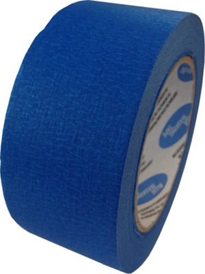лента МАЛЯРНАЯ клейкая УФ синяя 48x50