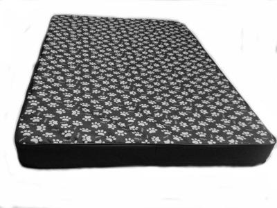XL КРОВАТЬ логово кровать манеж СОБАКА 100x70x8 см