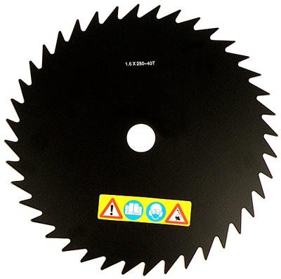 Vyžínač - ZÁVIT 40 ZÁVITOV Nôž na nože pre kombinované extrakty 40T