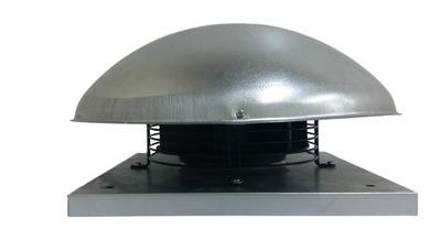 Ventilátor - Výfukový ventilátor WD II 250 Dospel