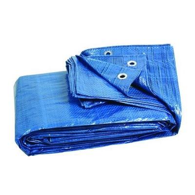 Markíza 6x8 odolné modrá-75 g/m2 rúško