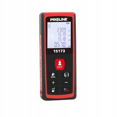 PROLINE laserový merač vzdialenosti digitálne 20m