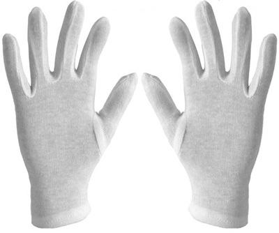 перчатки перчатки instagram белое косметические 9