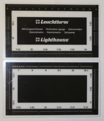 Ząbkomierz марок в филателистической - Leuchtturn