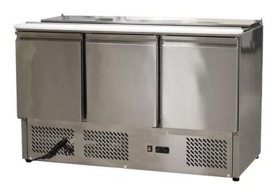стол ХОЛОДИЛЬНЫЙ САЛАТ-бар температуры . -2 /+8 ESL3850