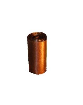 Высокое качество оболочка BIAŁKOWA fi 100 мм карамель