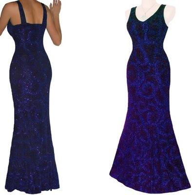 7e92725d48 Suknia wieczorowa syrena - Allegro.pl - Więcej niż aukcje. Najlepsze oferty  na największej platformie handlowej.