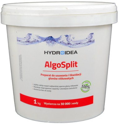 HYDROIDEA AlgoSplit 1 kg pre kĺby a stehy