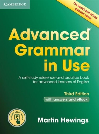 Advanced Grammar in Use Book with Answers and eBoo