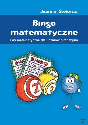 Bingo matematyczne Gry matematyczne dla uczniów gi