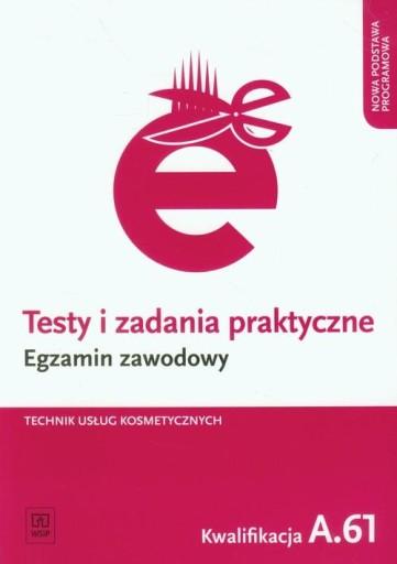 Testy i zadania praktyczne Egzamin zawodowy Techni