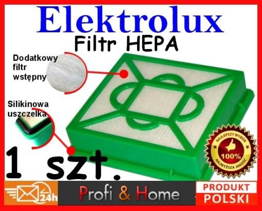 FILTR HEPA DO ELECTROLUX ZP3511 ZP3523 ZP3520 1szt