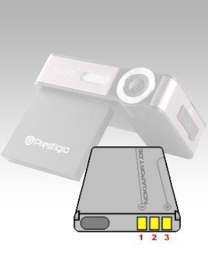 Bateria Do Rejestratora Prestigio Roadrunner 505 9208328595 Sklep Internetowy Agd Rtv Telefony Laptopy Allegro Pl